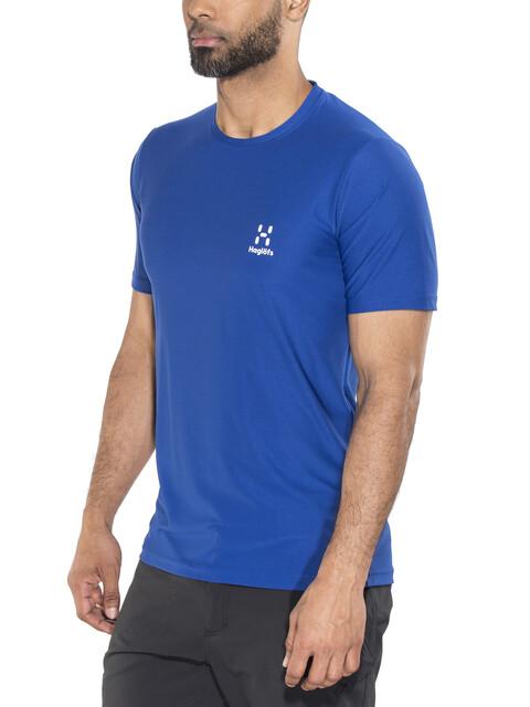 Haglöfs L.I.M Tech - T-shirt manches courtes Homme - bleu